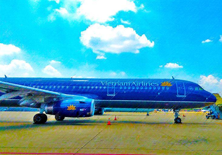 ベトナム旅行 飛行機やホーチミン、ハノイの空港について また、空港での入国審査、荷物受け取りなど