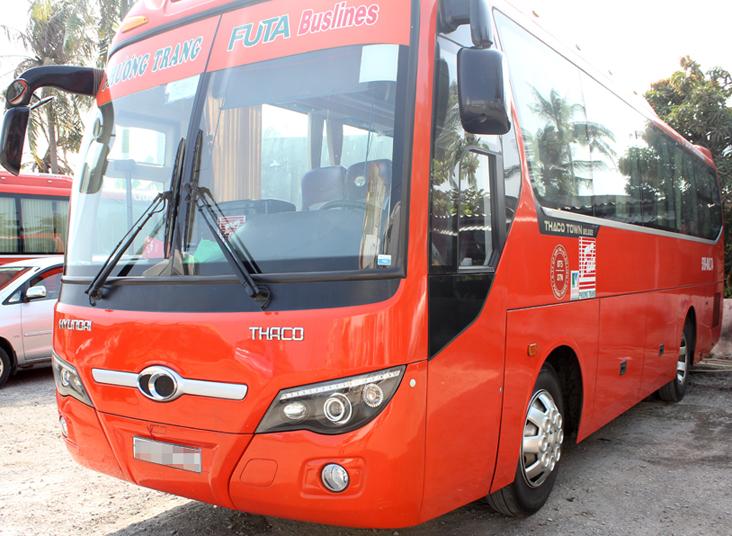 ベトナム旅行情報にて、ベトナムでのバスでの移動について
