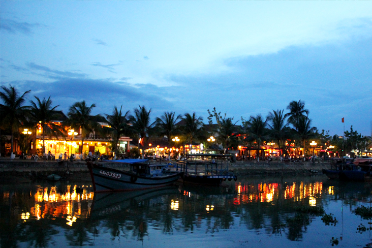 ベトナム情報局がおすすめする、ベトナム旅行スポットはホイアンの旧市街