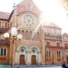 ベトナム旅行情報局が撮った、ベトナムホーチミンのサイゴン大教会(聖マリア大聖堂)